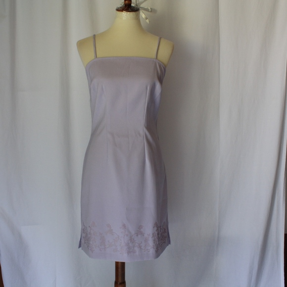 My Michelle Dresses & Skirts - My Michelle lilac sheath casual dress size 7/8